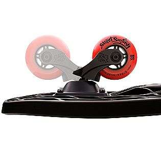360 Caster Board  Wave Fitness & Sports Skateboarding Skateboards
