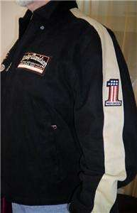 harley davidson gear head cotton jacket mens size xl hd part 98402