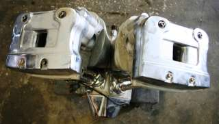 You are bidding on a used Harley Davidson motorcycle part(s). The