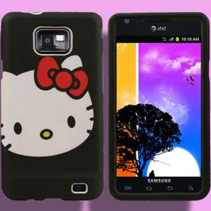 Case for Samsung Galaxy S II S2 AT&T Hello Kitty Cover Skin A