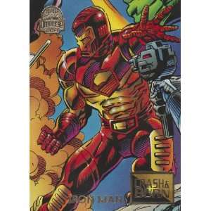 Iron Man #80 (Marvel Universe Series 5 Trading Card 1994