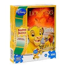 Disneys The Lion King Puzzle   300 Piece   MEGA Brands