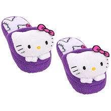 Hello Kitty Purple Slipper   Size 11/12   AGE Group