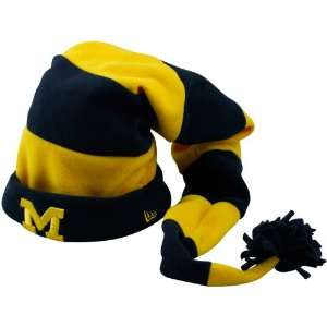 New Era Michigan Wolverines Toddler Navy Blue Maize Ten