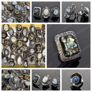 WHOLESALE LOTS MIIXED LARGE ASSORTED VTG ANCIENT MAN/LADY RINGS