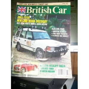 British Car Magazine June 1994 (Jungle tested New Land
