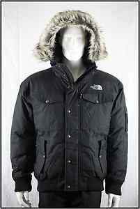 The North Face Mens GOTHAM JACKET BLACK AAQFJK3 winter ski snowboard