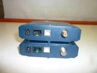 Lo of 2 Ambi Ubee Model U10C018.80 Cable Modems |