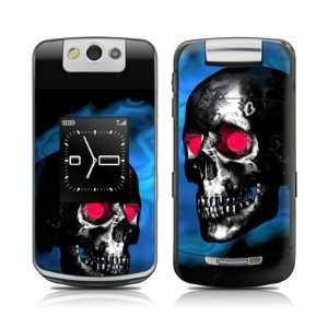 Demon Skull Design Protective Decal Skin Sticker for