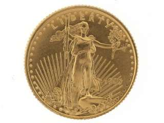 American Eagle 1/10 oz Five dollar $5 Gold Bullion Coin NR