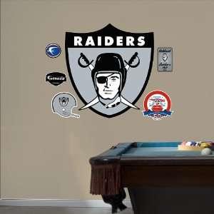 NFL Oakland Raiders AFL Logo Fat Head