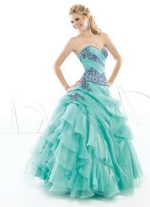 Quinceanera Dress Wedding Prom Party Dresses Ball Gown Custom A Line