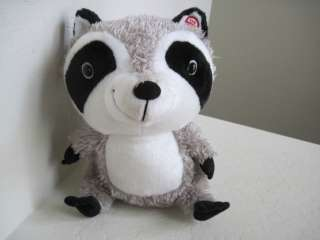 Hallmark RACCOON INTERACTIVE STORY BUDDY Talking Plush Stuffed Animal