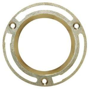 Sioux Chief Cast Brass Deep Closet Flange (890 4vdpk)