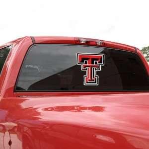 Texas Tech Red Raiders Team Logo Window Decal