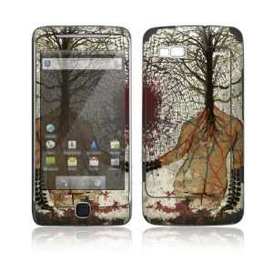 The Natural Woman Decorative Skin Cover Decal Sticker for HTC Google