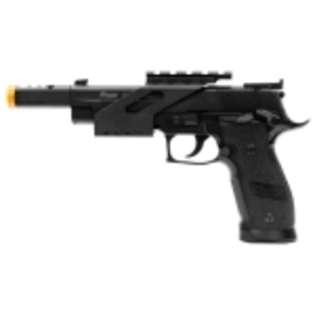 Soft Air Cyber Gun & Palco Sig Sauer X Five CO2 Airsoft GBB Gun 518 at