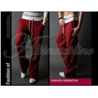 Men Unisex Gym Yoga Athletic Slim Fit Sweat Sport Pants |