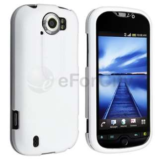 Hard Snap On Cover Case For HTC MyTouch 4G Slide T Mobile Phone
