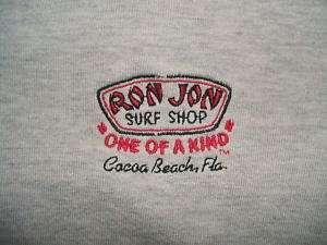 Vintage Ron Jon Surf Shop Sweat Shirt