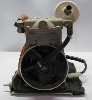 Thomas 2505CE38 45 758A Compressor and Vacuum Pump