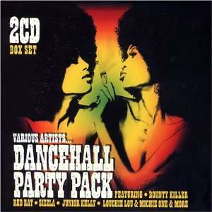Dancehall Party Pack Various Artists Music