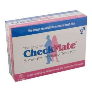 Checkmate Semen Detection Kit w/ 10 Tests: Camera & Photo