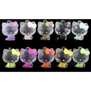 Hello Kitty Crystal Pvc Figures Set Of 8 Toys & Games