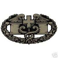 ARMY COMBAT MEDIC MILITARY WINDOW STICKER DECAL 8309
