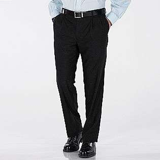 Extender Flat Front Twill Pants  Covington Clothing Mens Pants