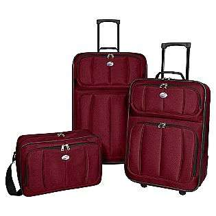 Pc Set Burgundy  American Tourister For the Home Luggage & Suitcases