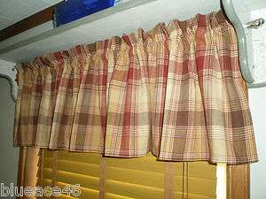 Park Designs Window Treatments, Primitive Curtains, Country Valances 8