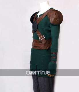 How to train your Dragon Hiccup cosplay costume D35