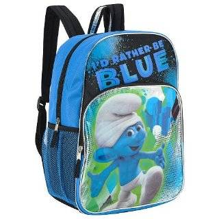 Smurfett Backpack with Lunch Box Smurfs Backpack Set Toys & Games