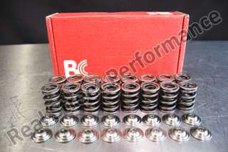 Brian Crower Stage 2 Turbo Cams Valves Springs Retainers B18A1 B18B1