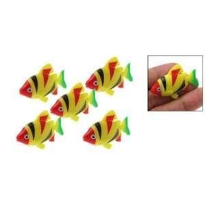 Como Real like Plastic Floating Fish Water Tank Aquarium