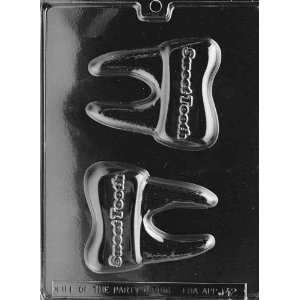 SWEET TOOTH Jobs Candy Mold Chocolate Home & Kitchen
