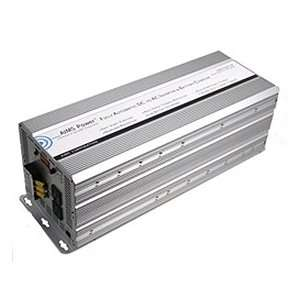 Modified Sine Wave Power Inverter with Battery Charger, 12 Vdc: Car
