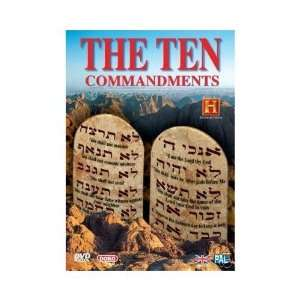 The Ten Commandments History Channel Movies & TV
