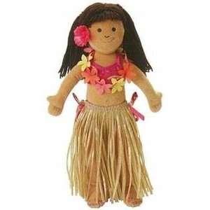 Hawaii Soft Plush Doll My Hula Girl