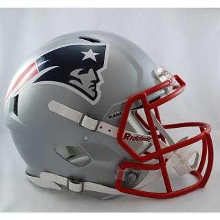 New England Patriots Helmets Riddell New England Patriots Revolution