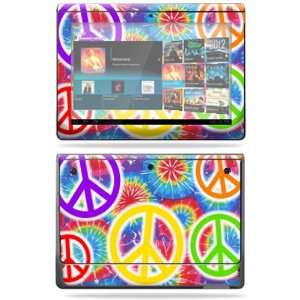 Vinyl Skin Decal Cover for Sony Tablet S Peaceful Exp Electronics