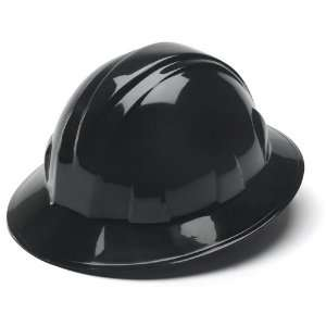 Black Full Brim Style 4 Point Ratchet