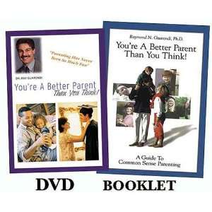 Youre a Better Parent Than You Think DVD & Booklet: Dr