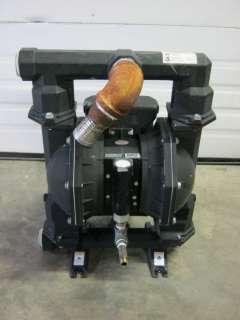 Ingersoll Rand Aro PD20A AAP STT 2 NPT Air Diaphram Pump 172 GPM 120