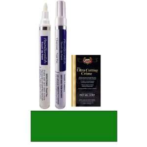 1/2 Oz. Medium Green Pearl Metallic Paint Pen Kit for 1995