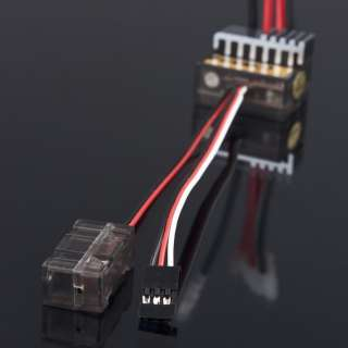 320A Brushed Brush Speed Controller ESC For RC Car Truck Buggy Boat 1