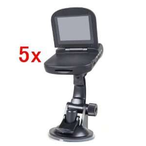 Neewer 5x High Quality HD Portable DVR With 2.5 TFT LCD