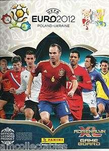 Panini UEFA EURO 2012™ ADRENALYN XL   SAMMELMAPPE SAMMELALBUM