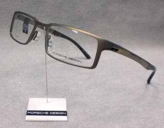PORSCHE DESIGN Brille P8167 TITAN in den Farben A B C D